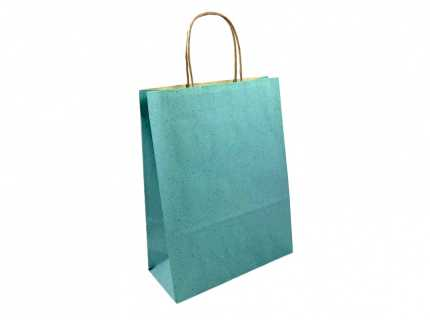 Shopper lux riciclato in carta